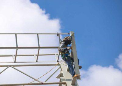 Welding Up High - Mobile / Onsite Welding